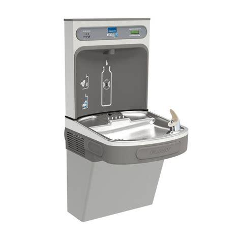 Elkay Kitchen Faucets elkay filtered ezh2o bottle filling station with single