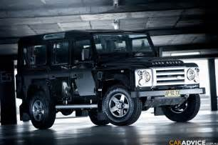 2008 land rover defender 110 pictures information and