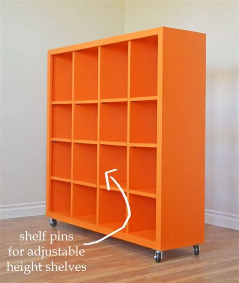 how to build a bookcase with adjustable shelves 14 best bookshelf plans images on pinterest