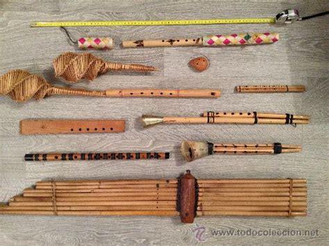 imagenes de instrumentos musicales antiguos lote de 10 flautas antiguas comprar instrumentos