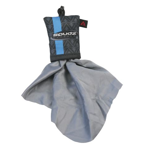 Mini Spudz Pouches Carry Micro Fiber Cloths To Clean Up Your Greasy Gadgets by Spudz Microfibre 25x25cm Lens Cleaning Cloth Cleaning