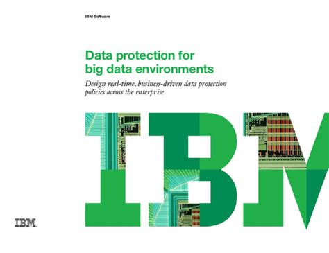 tutorialspoint big data pdf data protection for big data environments bankinfosecurity