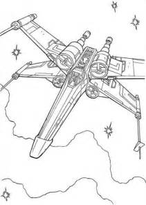 star wars coloring pages wing fighter star wars coloring wings father