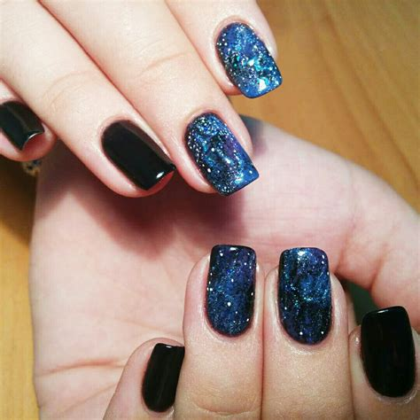 How To Do Nail by How To Do Galaxy Nails Best Design With Tutorial