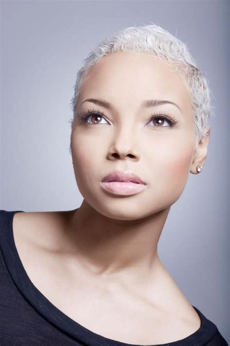 short gray hair models 876 best images about pretty black girls on pinterest