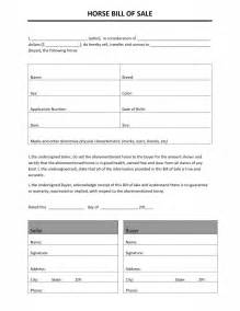bill of sale word templates free word templates ms