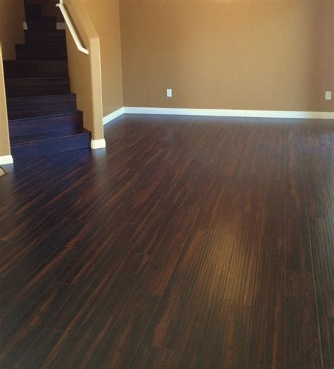 Brown Laminate Flooring by Chocolate Brown Laminate Flooring Wood Floors