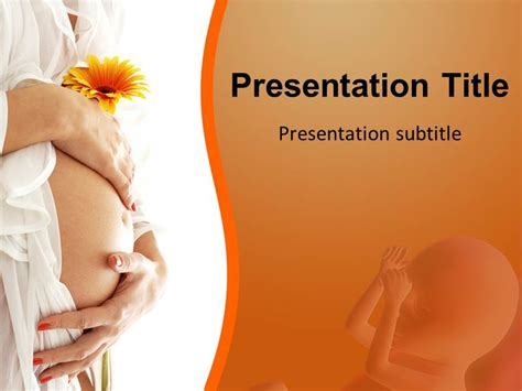pregnancy powerpoint templates powerpoint templates free pregnancy gallery powerpoint