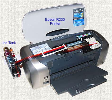 Printer R230 epson r230 with cis