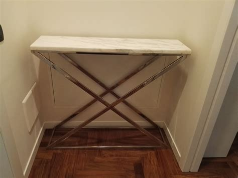 tavoli in acciaio inox tavoli da arredamento in acciaio inox realizzati su misura