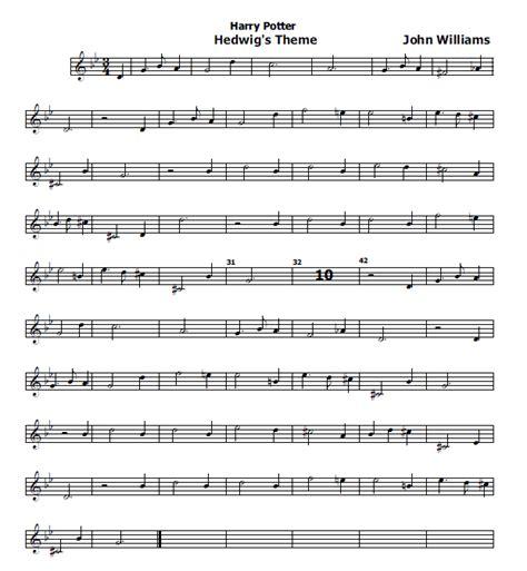 gioca con me testo musica e spartiti gratis per flauto dolce harry potter