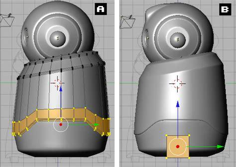 blender 3d robot tutorial blender modeling a robot in blender