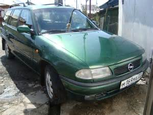 Opel Astra 97 1997 Opel Astra Pictures 1800cc Gasoline Ff Automatic