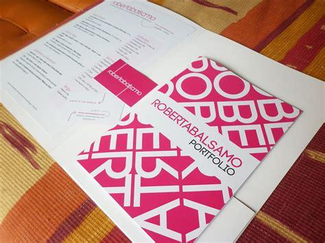 layout portfolio cartaceo robertabalsamo net graphic portfolio