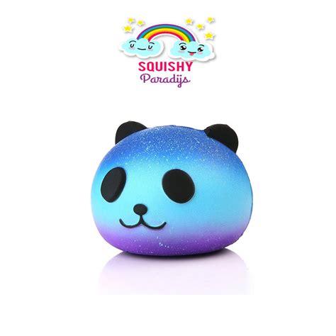 Squishy Panda 3 Tingkat Squishy squishy rising paarse panda squishy squishyparadijs