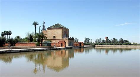 les jardins de la m 233 nara visiter marrakech