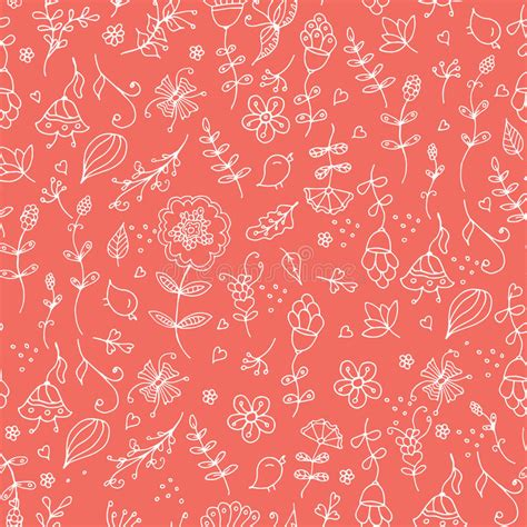 design pattern used in spring seamless vector floral pattern spring summer backdrop