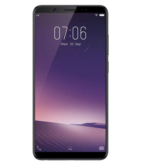 Best Seller Vivo V7 Ram 4gb 64gb Garansi Resmi Vivo Vivo V7 Gold 64 Gb 4 Gb Ram Best Price In India Vivo V7