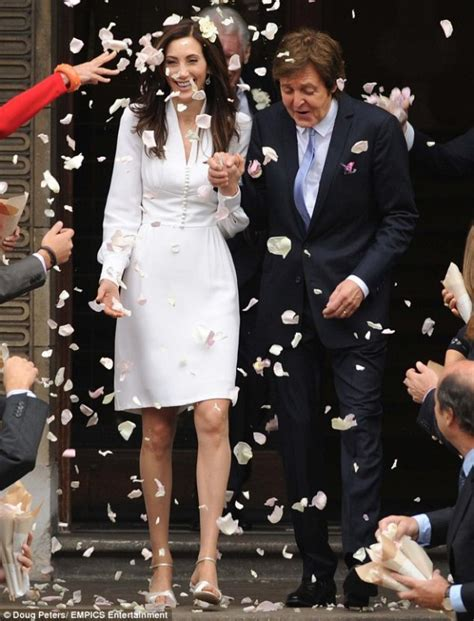 paul mccartney nancy shevell wedding if paul mccartney can do it all about second third