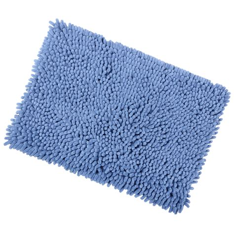 non slip rug backing shaggy microfibre bathroom shower bath mat rug non slip backing 12 colours ebay