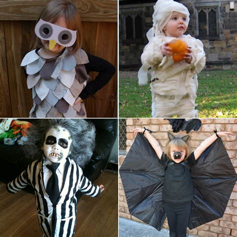 diy kids halloween costumes   clothes popsugar
