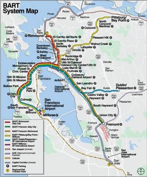 bart map san francisco bart san francisco driverlayer search engine