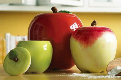 apple canisters for the kitchen 1000 ideas about apple kitchen decor on