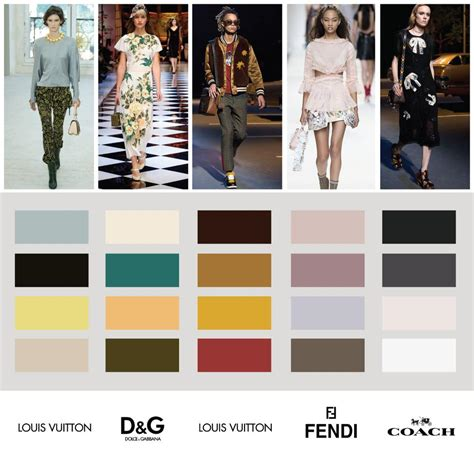 2017 fashion color ultimate designer s color guide 2017 color forecast 2017