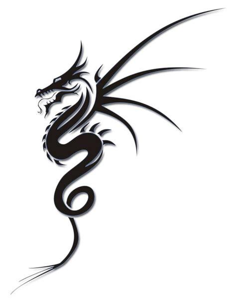 cool small dragon tattoos cool tribal design ideas tattoos