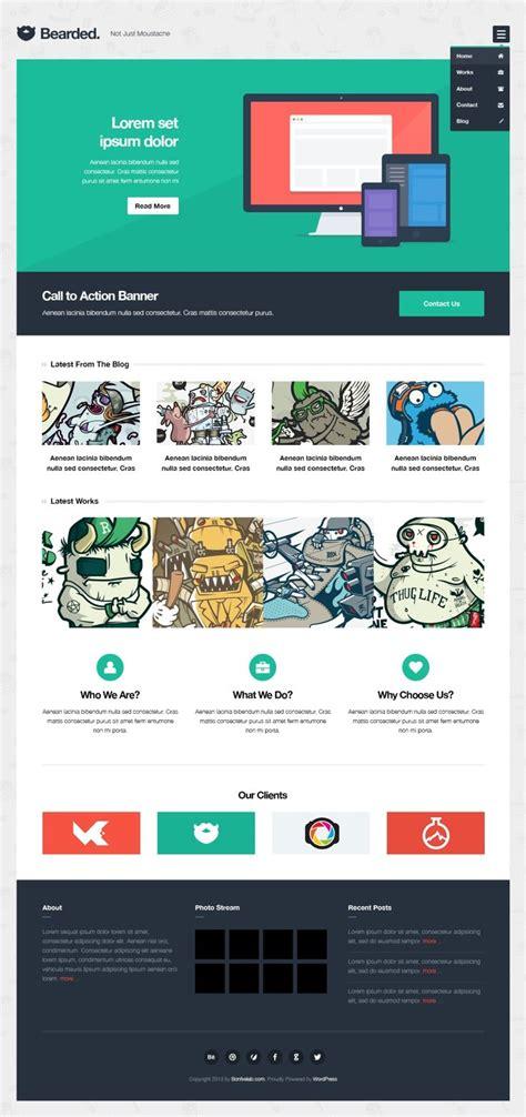 wordpress layout psd 230 best psd website templates images on pinterest psd