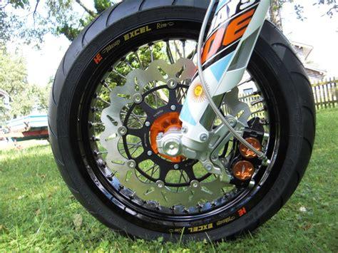 Motorrad Felgen Excel by Ktm Exc350 Supermoto