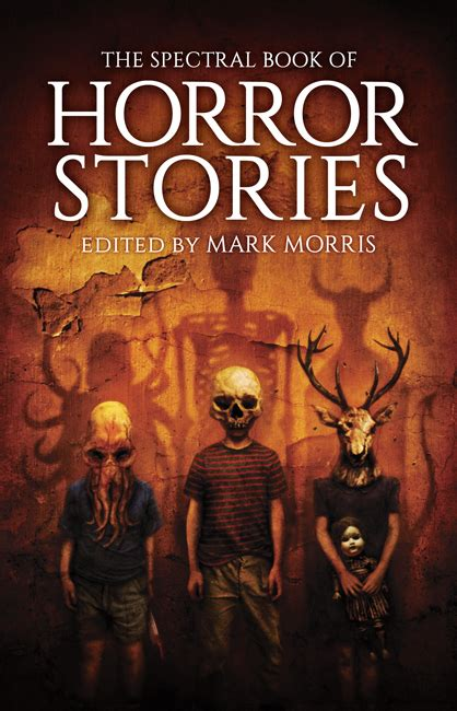 horror picture books the spectral book of horror stories conrad williams