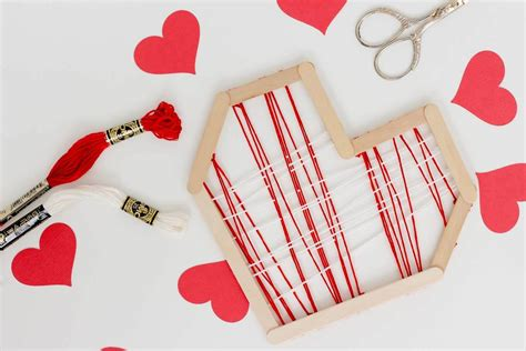 valentines idea diy valentines from popsicle sticks make them with