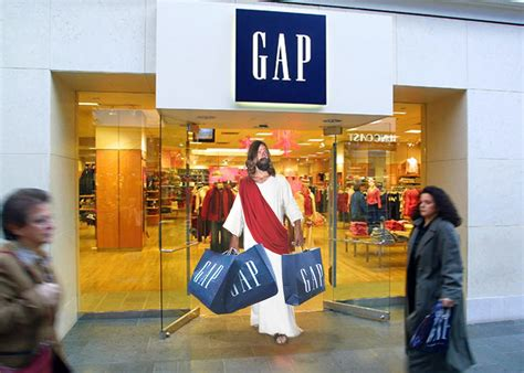 Happy Holidays From The At Gap by God Of The Gap