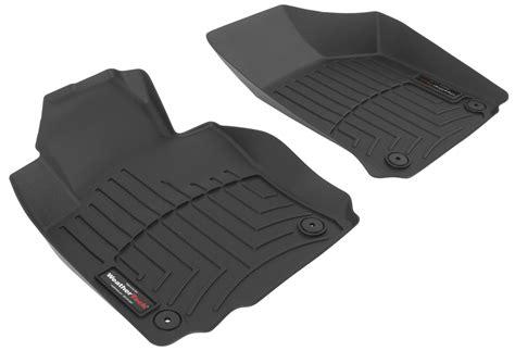 weathertech front auto floor mats black weathertech floor mats wt442691