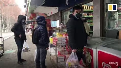 akibat virus corona kota wuhan china mirip zombieland