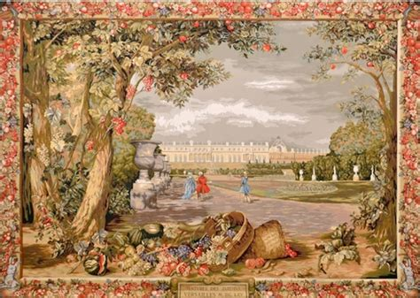 Home Decor Tapestry by Gardins De Versailles Tapestry Wall Hanging European Home
