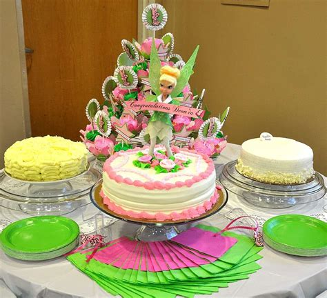Tinkerbell Baby Shower Ideas by Tinkerbell Baby Shower Ideas Photo 12 Of