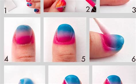 Easy Nail Art Designs To Do At Home | how to do easy nail designs at home