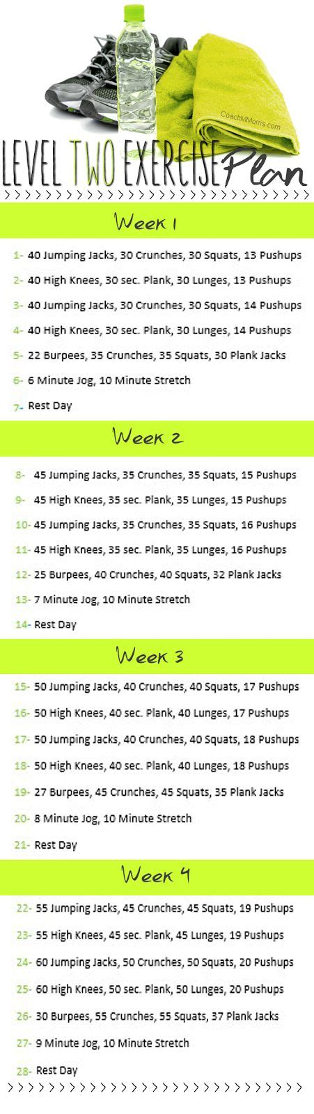 easy at home diet plans 25 best ideas about daily exercise routines on pinterest