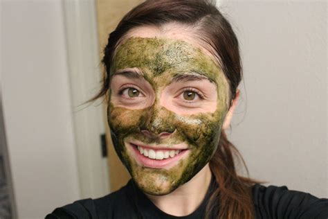 Masker Green Mask Spirulina mask friday spirulina is one heck of a powerhouse