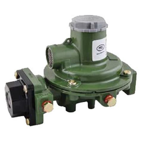 500,000 btu second stage propane regulator