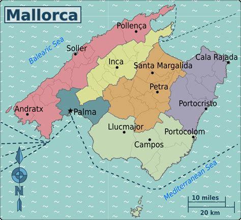 mallorca world map mallorca travel guide at wikivoyage