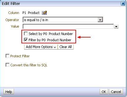 repository pattern filter obiee 11g double column descriptor id gerardnico