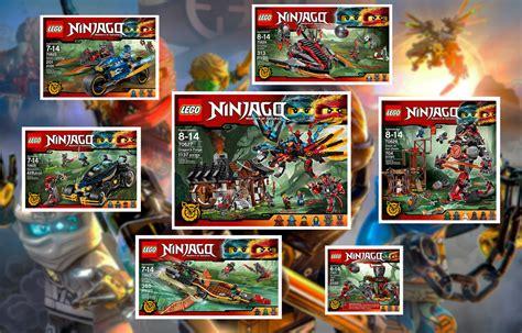 Brick Lepin 06045 Ninjago Series Of Destinys Shadow Bootleg Ninjasaga brickfinder lego ninjago 2017 sets revealed