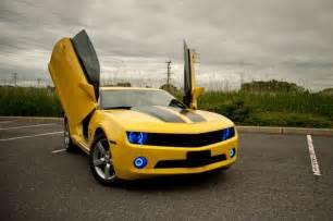Chevrolet Yellow Camaro Chevrolet Camaro Yellow Car Photography
