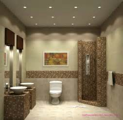 Decoration Ideas For Bathroom by Small Bathroom Decorating 2012