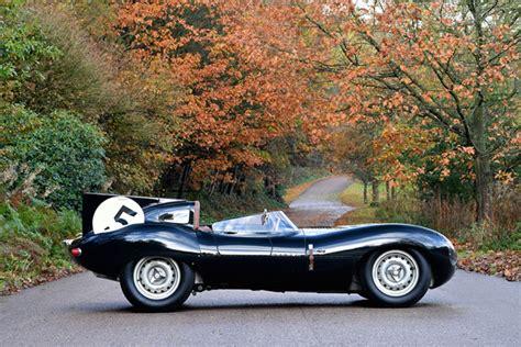 stunning 1955 jaguar d type for sale
