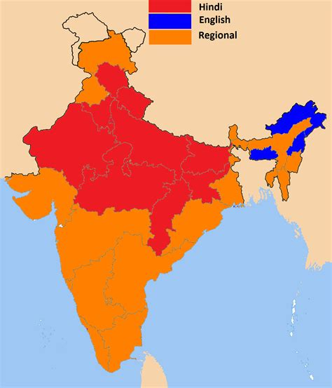 indian states second languages a market share you don t want to miss