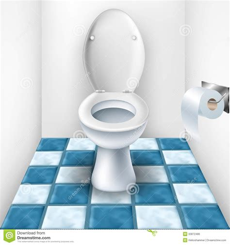 toilet and bathroom bathroom with toilet and tile pattern royalty free stock image image 33872486